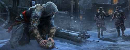 How To Craft Bombs in Assassins Creed Revelations