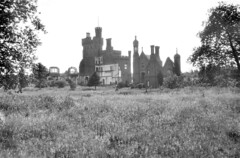 Costessey Hall by George Plunkett (1933) (Cameron Self) Tags: poem norfolk poet thetower franciswebb georgeplunkett costesseyhall