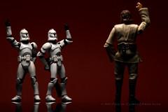 321/365 | World Peace Day (egerbver) Tags: trooper david reflection toy toys ben action eger stormtroopers days troopers clones figure stormtrooper obi 365 wan clone hasbro kenobi fiugres