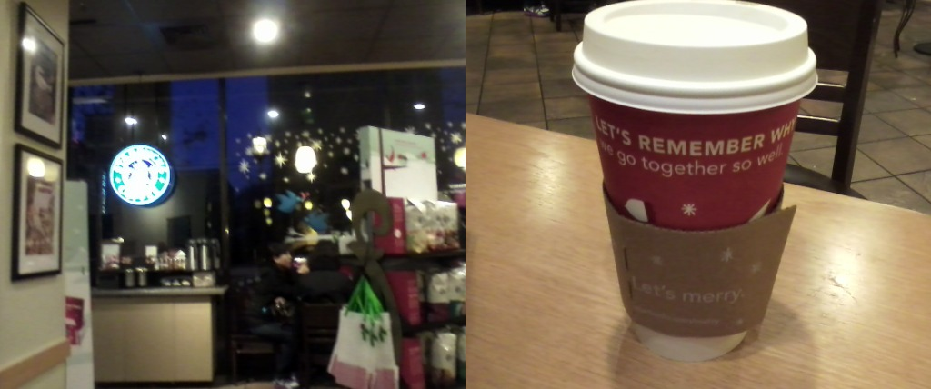 Starbucks Merry Together