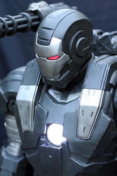 Warmachine half scale statue 6358790657_305633769f_z