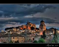 El horizonte de Caravaca - The skyline of Caravaca. (Miguel Angel SGR) Tags: travel light espaa cloud colour castle skyline architecture clouds lights calle spain arquitectura nikon europa europe iglesia murcia cielo arabe trips turismo castillo hdr horizonte cascoantiguo caravaca caravacadelacruz d3000 nikond3000 mygearandme mygearandmepremium mygearandmebronze mygearandmesilver dblringexcellence tplringexcellence eltringexcellence rememberthatmomentlevel4 rememberthatmomentlevel1 rememberthatmomentlevel2 rememberthatmomentlevel3 rememberthatmomentlevel7 rememberthatmomentlevel9 rememberthatmomentlevel5 rememberthatmomentlevel8
