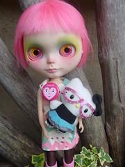 Meet  BOO-TIFUL my Ghostly girl from Kris!
