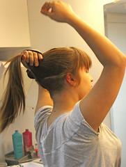 MORE LONG HAIR, RAZED NECK (hairartandfashion.com) Tags: haircut fashion hair cut moda longhair bob highlights brushing shampoo barber coloring cape shorthair salon braids rollers perm mode hairstyle coiffeur dryer styling razor hairnet hairdryer bowlcut coiffure stylist nape peluqueria foils razorcut cabeleireiro hairfashion haircape