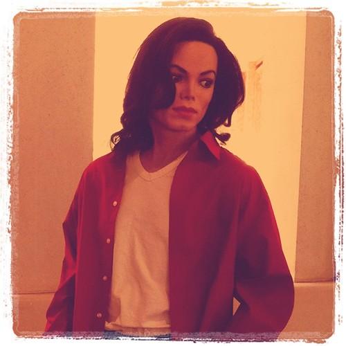 Wax Michael Jackson Las Vegas