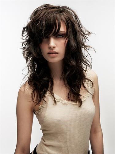 cortes cabelos longos repicados em camadas