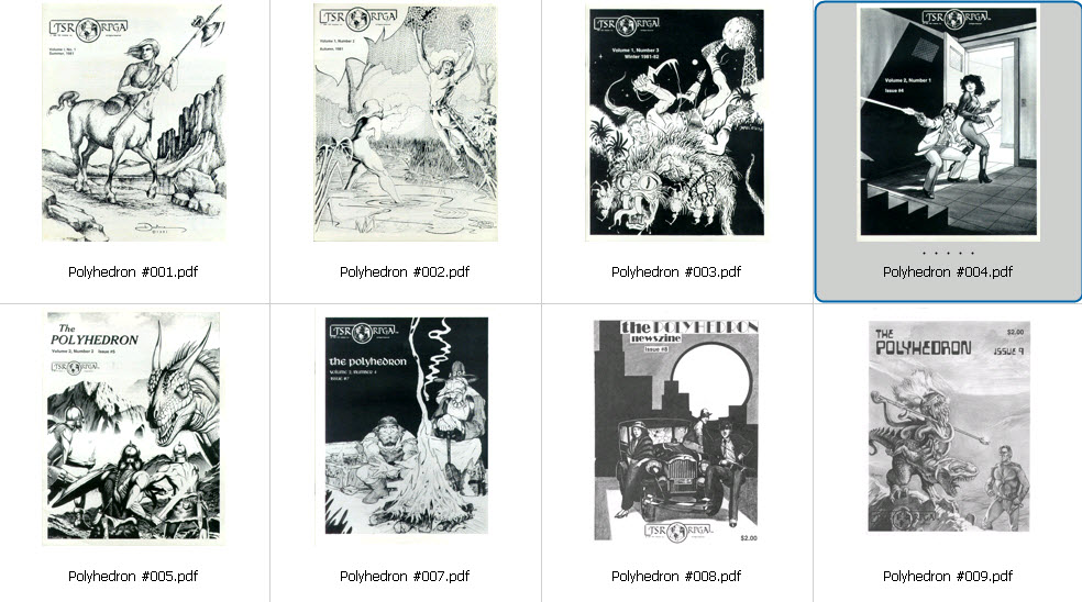 Polyhedron Magazine Collection | Free eBooks Download - EBOOKEE!