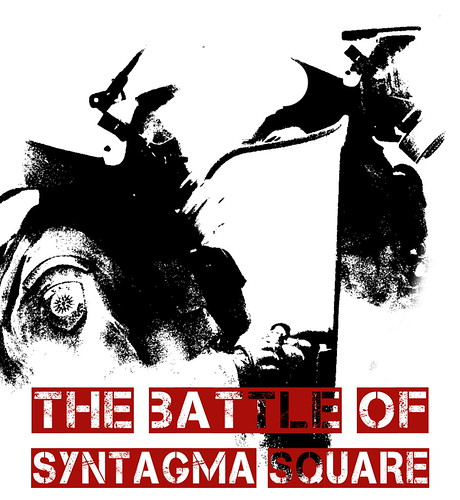 The Battle of Syntagma Square