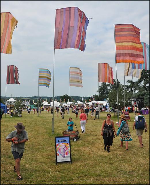 Cornbury Flags