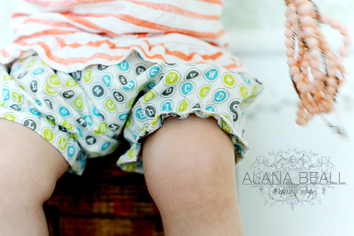 LilyPad and Meatball Bloomers