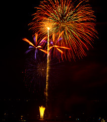 2011 Fireworks from YBI View-51 (JIM Mourgos) Tags: sanfrancisco holiday treasureisland fireworks fourthofjuly independenceday ybi aquaticpark yerbabuenaisland 2011