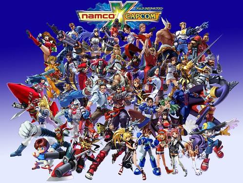 Namco X Capcom Group