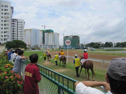 Trường đua Phú Thọ