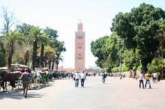 (AbuAhmadBlog) Tags: morocco maroc marrakech koutoubia merrakech