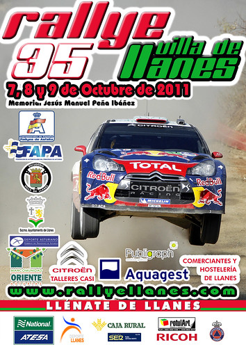Rallye Llanes 2011