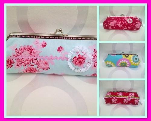 Porta canetas by ♥Linhas Arrojadas Atelier de costura♥Sonyaxana