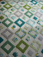 QD Springtime (1) (farbstoff-bridge) Tags: long arm quilting
