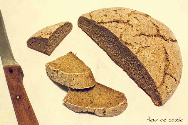 хлеб ржаной с тмином 3