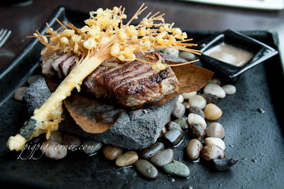 Dozo, Singapore-beef tenderloin