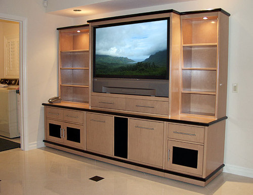 tv cabinets/cabinet by New Inspiration Home Design