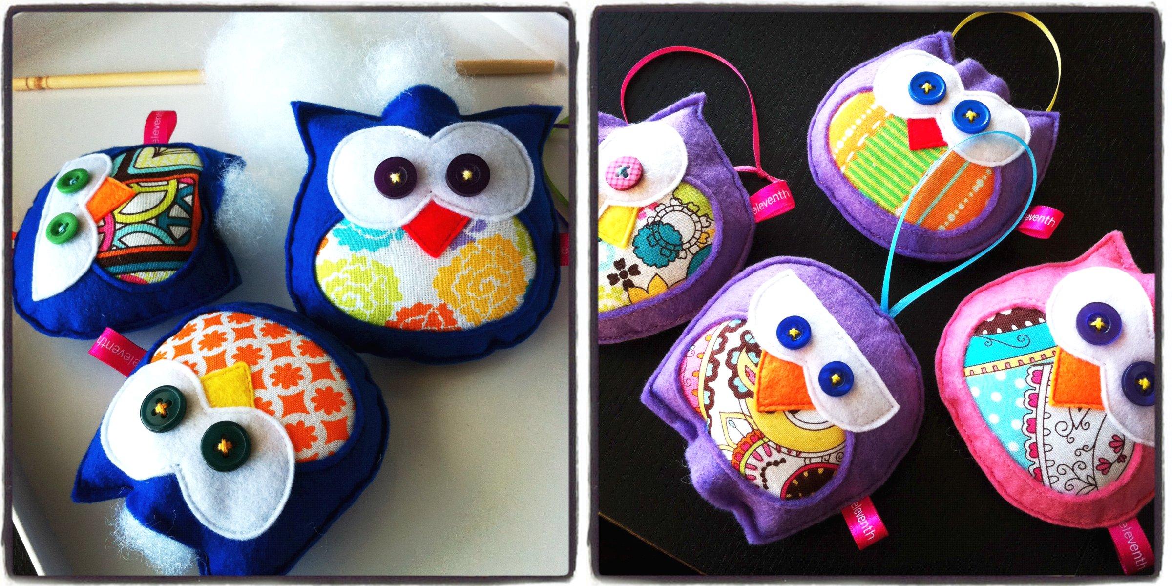 Owls Step 6