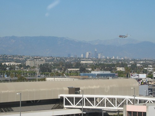 LAX Observation Deck