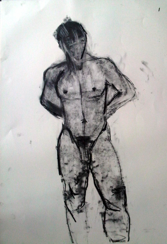 Adrian a la Degas pose Sept 2011