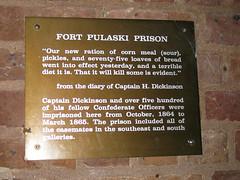 Fort Pulaski Prison
