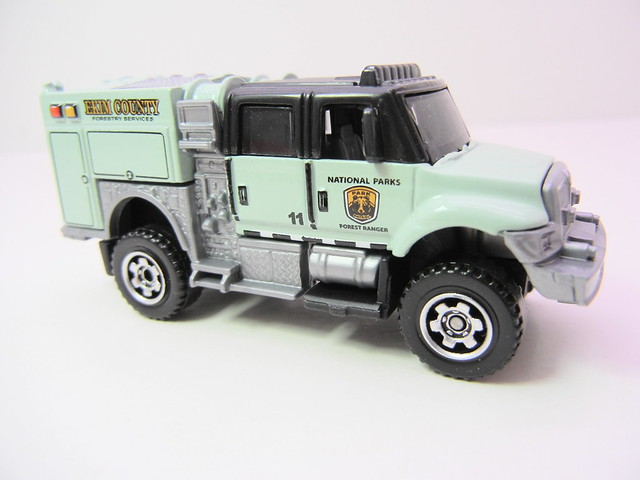 matchbox international brushfire truck  (3)