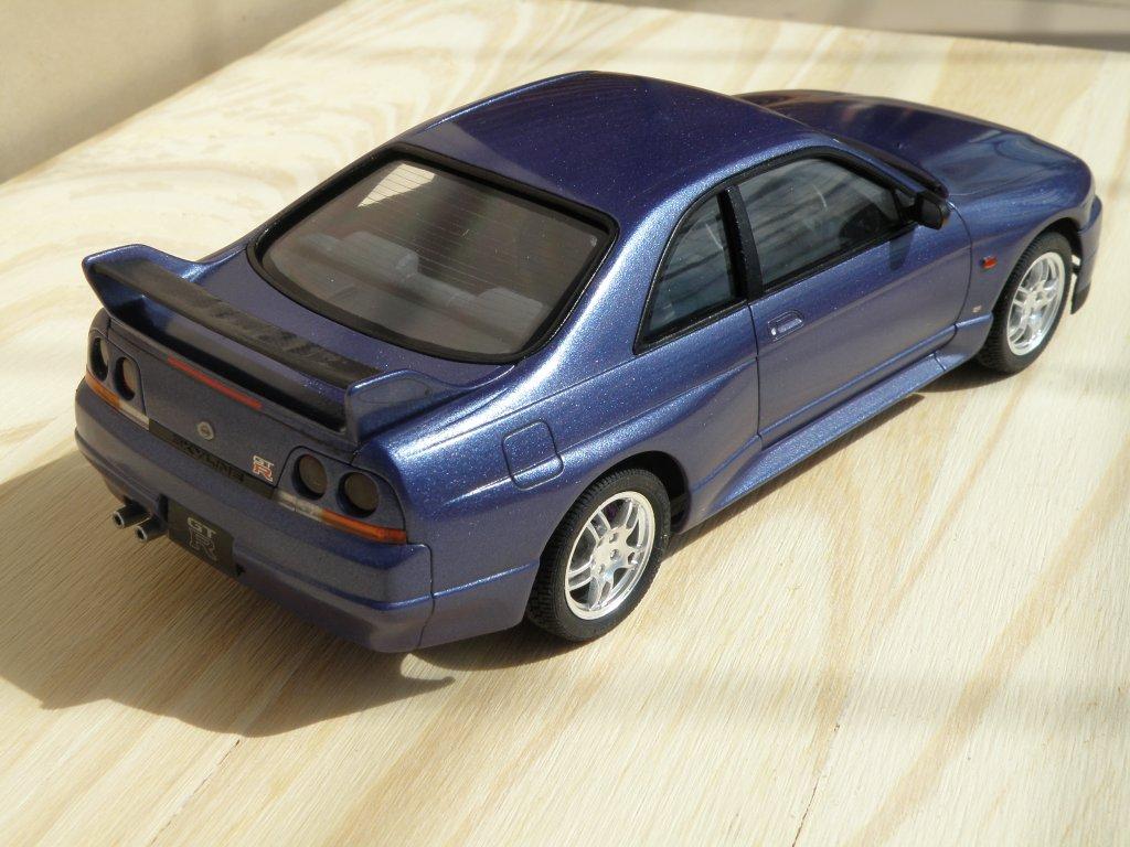 1993 Nissan Skyline GT-R r33 6235038821_095f0dd47c_b