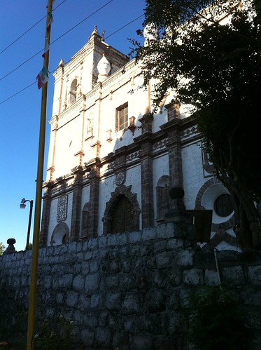 Church at San Ingacio