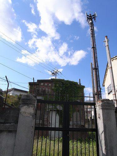 旧奈良市水道計量器室@奈良坂-02