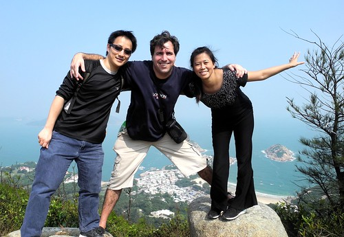 All of us Above Shek O