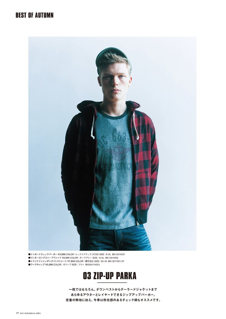 Tommy Kristiansen0041_Right-on 2011 Autumn Calalog