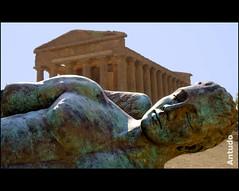 Tempio della Concordia (Antudo) Tags: sony 350 valley temples concordia sicily alpha della bruno sicilia agrigento tempio tamron18200 a350 sonyalpha350 phoddastica antudo