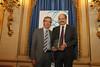 Christophe Desriac, directeur Education & Recherche chez Microsoft,  Thierry Lemerle, directeur adjoint de Pôle emploi