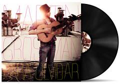 Martin Grossman: Para Olvidar (Ernesto Lago) Tags: music argentina rock disco typography design buenosaires handmade folk album cd vinyl cover disc diseño argentinian tipografía 2011 tapadedisco artedetapa ernestolago martingrossman