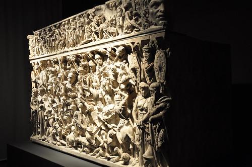 Sarcophagus of Portonaccio