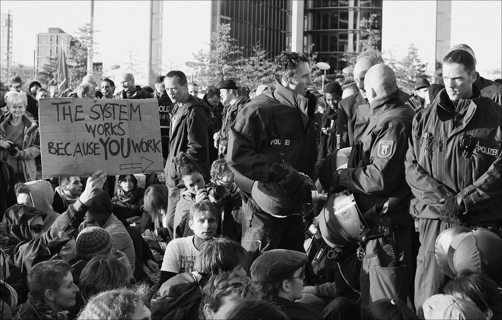 occupy bundestag...