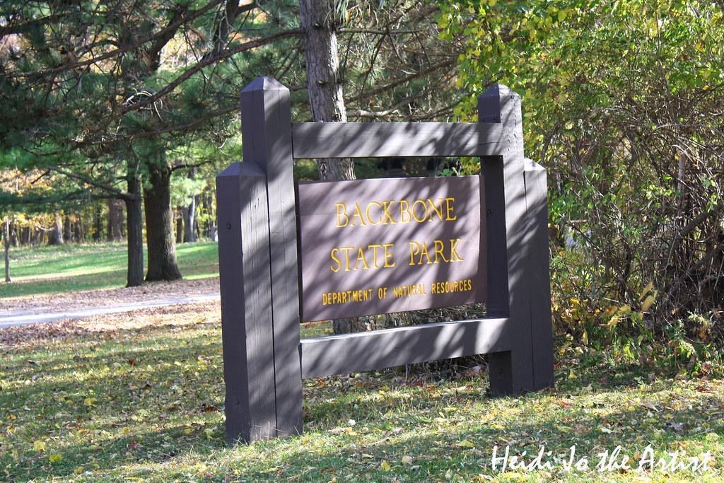 Backbone State Park