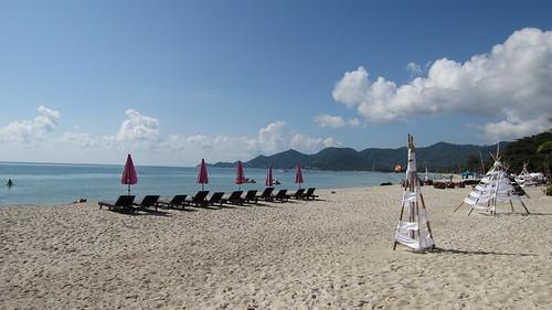 Koh Samui Chaweng Beach サムイ島チャウエンビーチ (2)
