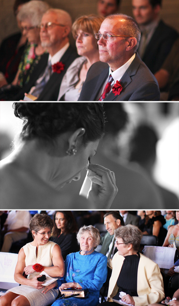 Omaha, Nebraska Wedding Planner ceremony_tears