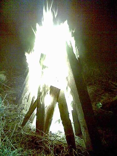 bon fire fire fire