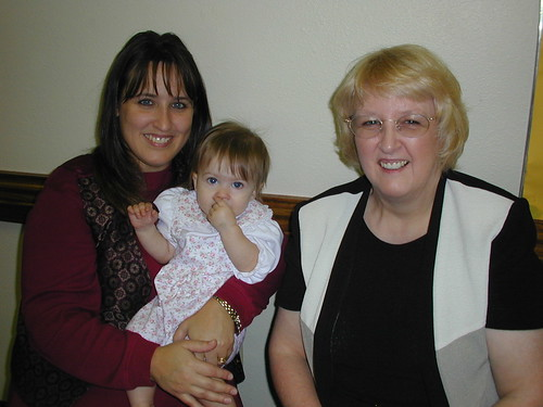 Baby, Mom and Granny Sue