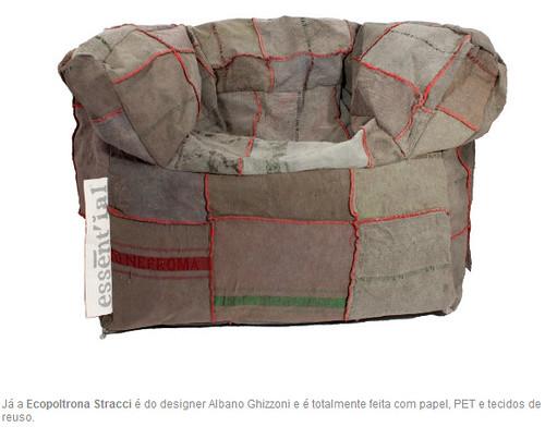 Museu da Casa Brasileira realiza exposição Design Italiano para a Sustentabilidade