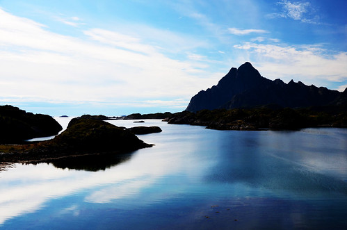 #0747 Lofoten Blue (Fjordblick) blue sky mountains nature norway clouds landscape norge natur norwegen himmel wolken berge fjord blau nor landschaft landskap norsk fjorden nordland worldwidelandscapes mygearandme mygearandmepremium mygearandmebronze mygearandmesilver mygearandmegold mygearandmeplatinum mygearandmediamond soulophotography2 onlythebestofflickr