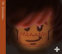 Ed Sheeran (felt_tip_felon) Tags: musician music radio ed ginger lego album charts pop redhead singer plus tune ateam songwriter legohouse sheeran edsheeran