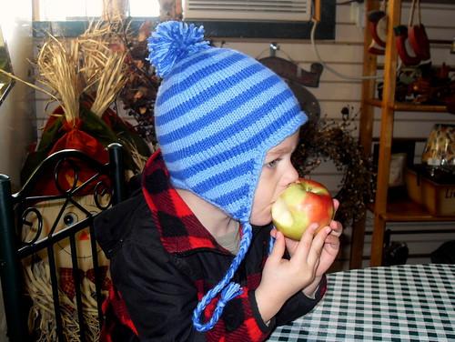 Benjamin's apple