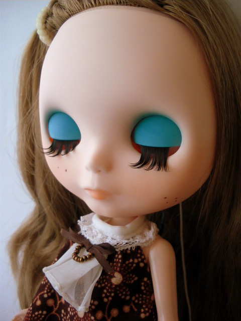 Pastel Bubble + Make-up de Coriandre 6269810162_7c6d25f504_z