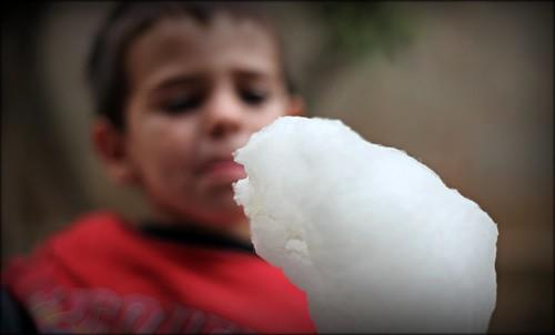 Algodón de azúcar
